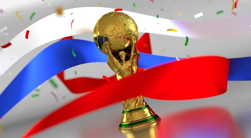 trophy, soccer, russia